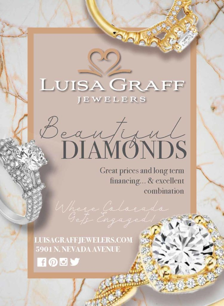 simple marble and ring design for luisa graff jewelers